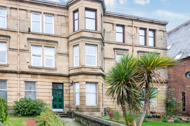 4 bed flat for sale in 8 Greenlaw Avenue, Paisley PA1
