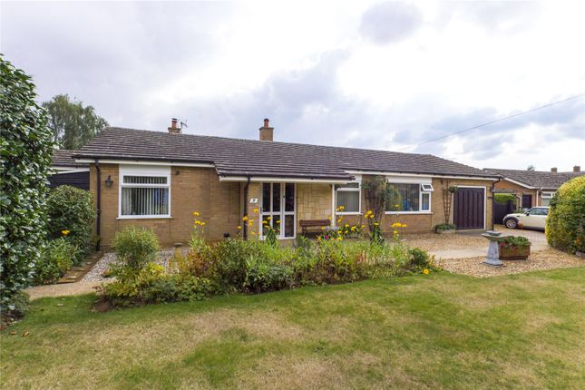 Thumbnail Detached bungalow for sale in Green End, Gamlingay, Sandy