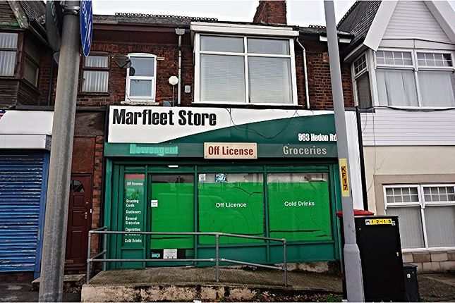 Thumbnail Flat to rent in 993 A Hedon Road, Hull
