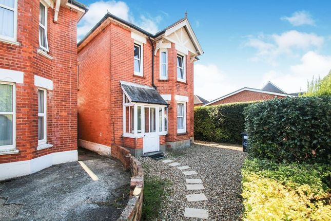 Thumbnail Detached house to rent in Bonham Road, Winton, Bournemouth