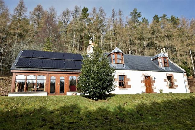 Thumbnail Cottage for sale in Drumsmittal, North Kessock, Inverness