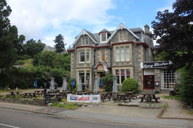 Hotel/guest house for sale in Scot House Hotel, Newtonmore Road, Kingussie