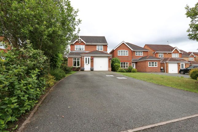 Thumbnail Detached house for sale in Watermeadow Grove, Hanley, Stoke-On-Trent