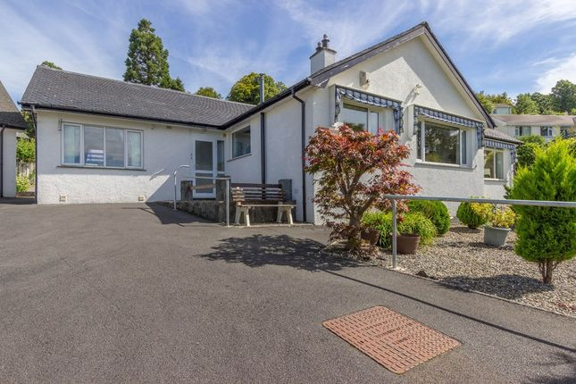Thumbnail Detached bungalow for sale in Sherwood, 15 Ferney Green Drive, Bowness-On-Windermere