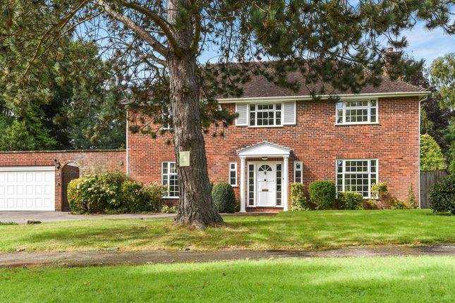 4 bed detached house to rent in Hither Chantlers, Langton Green, Tunbridge Wells