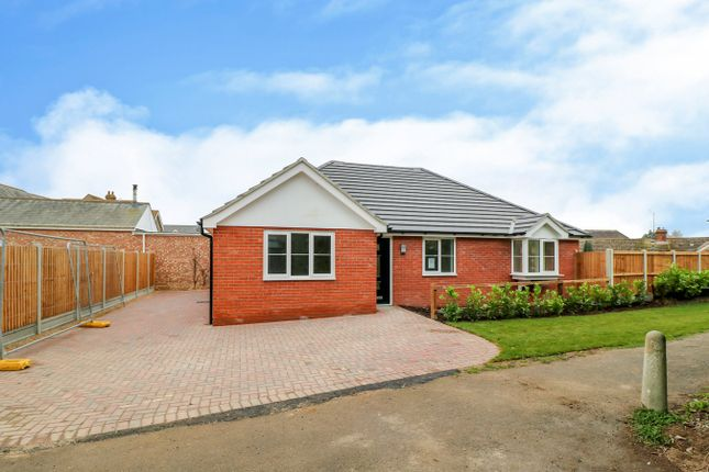 Thumbnail Detached bungalow for sale in Spring Lane, Wivenhoe, Colchester