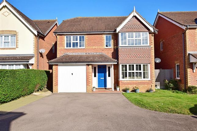 Thumbnail Detached house for sale in Harling Close, Boughton Monchelsea, Maidstone, Kent
