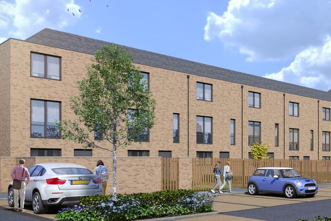 Thumbnail Town house for sale in Kersebonny Road, Hayford Mills, Stirling 9Pn