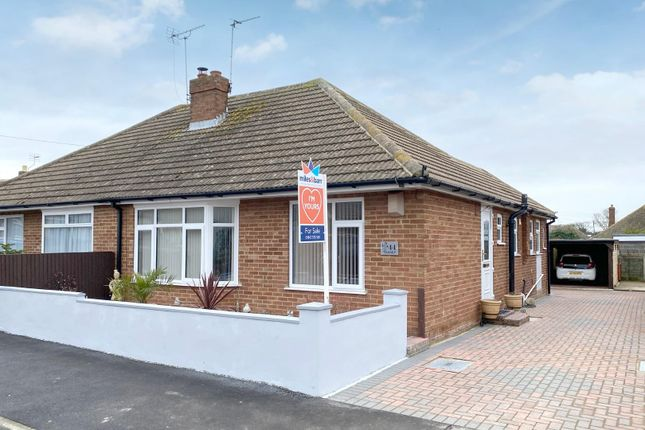 2 bed semi-detached bungalow for sale in Cliff View Road, Cliffsend, Ramsgate CT12