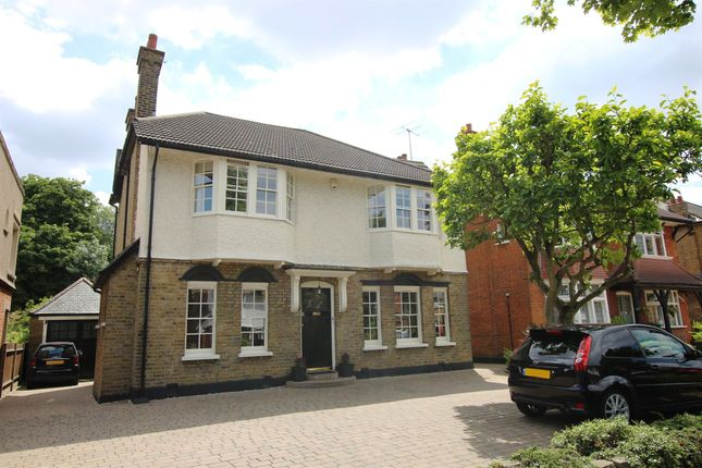 Detached house for sale in Old Park Ridings, London