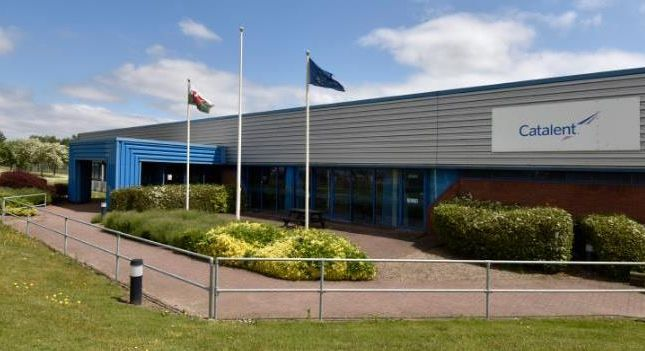 Thumbnail Industrial to let in Unit 103, Deeside Industrial Park, Tenth Avenue, Deeside, Flintshire