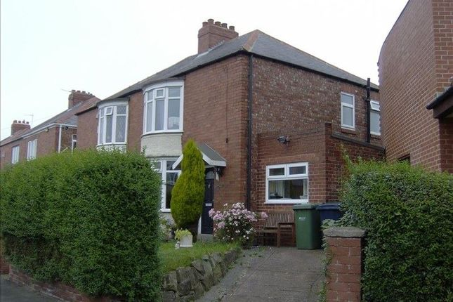 Thumbnail Semi-detached house to rent in Larne Crescent, Gateshead