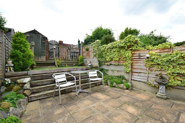 Garden of St Lukes Close, Swanley, Kent BR8