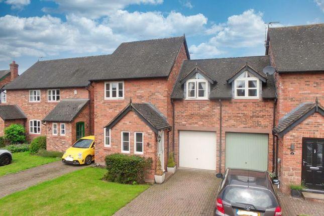 Thumbnail Terraced house for sale in Church Farm, Wrenbury, Cheshire