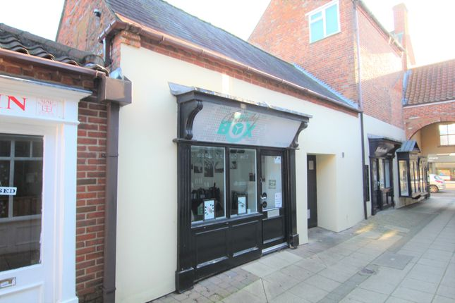 Thumbnail Retail premises to let in West Street, Bourne