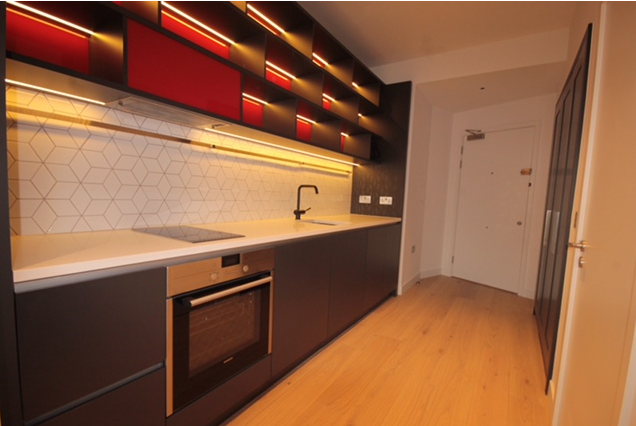 Thumbnail Studio to rent in Botanic Square, Canary Wharf