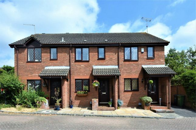 Thumbnail Terraced house for sale in Membury Close, Frimley, Camberley, Surrey