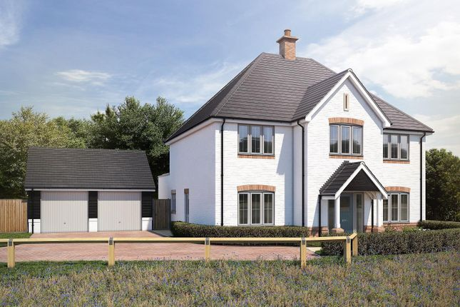 Thumbnail Detached house for sale in Odiham Road, Riseley