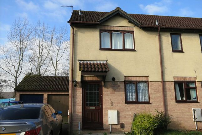 2 bed end terrace house to rent in Cooks Close, Bradley Stoke, Bristol BS32