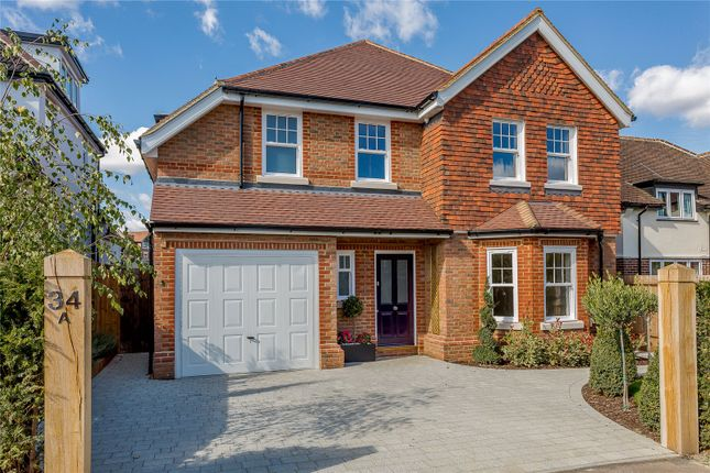 Thumbnail Detached house for sale in The Close, Harpenden, Hertfordshire