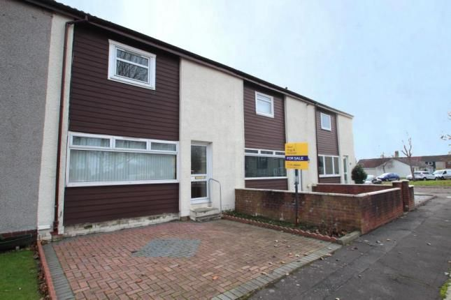 Thumbnail Terraced house for sale in Blackford Crescent, Prestwick, South Ayrshire