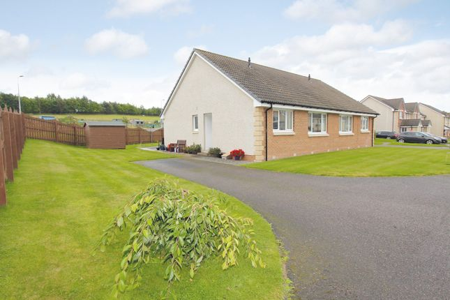 Thumbnail Semi-detached bungalow for sale in 141 Holm Farm Road, Inverness