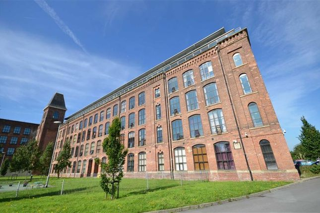 Thumbnail Flat to rent in Victoria Mill, Reddish, Stockport
