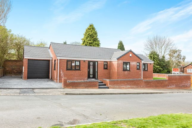 Thumbnail Detached bungalow for sale in Knottsall Lane, Oldbury