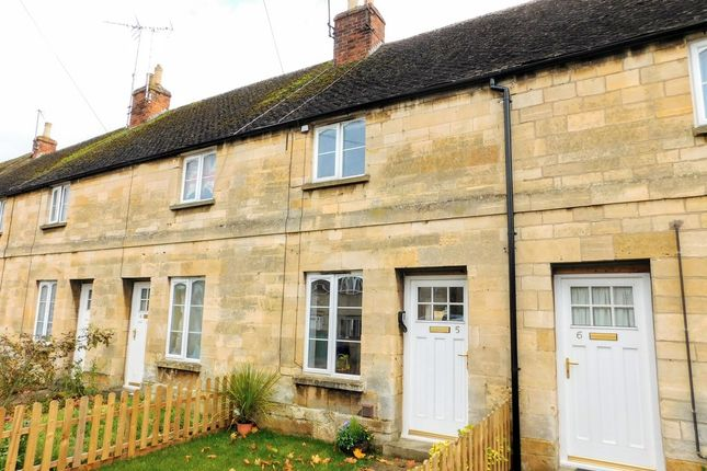 Thumbnail Cottage for sale in Tythe Terrace, Back Lane, Winchcombe