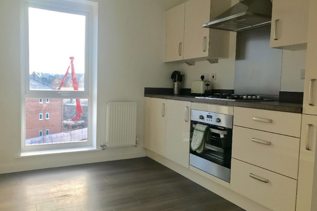 Thumbnail Flat to rent in Quayside Court, Coventry