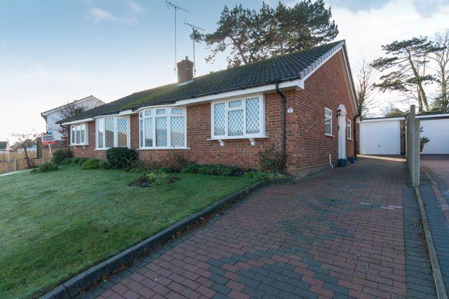 Thumbnail Semi-detached bungalow for sale in Patterson Close, Deal