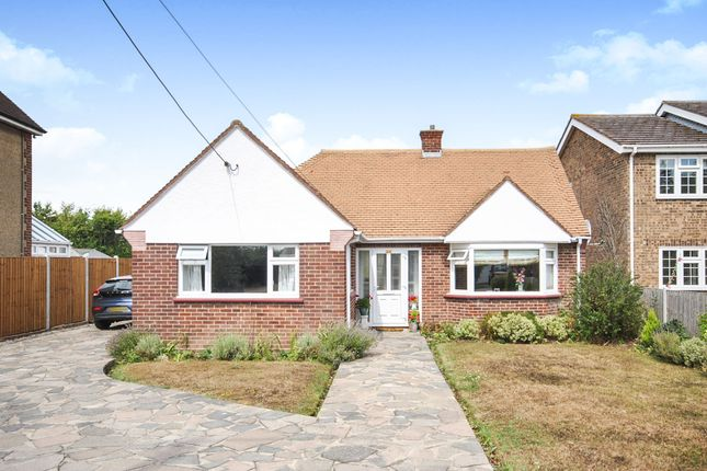 Thumbnail Detached bungalow for sale in Basin Road, Heybridge Basin, Maldon