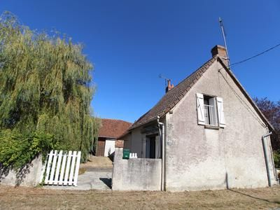 Thumbnail Property for sale in Neons-Sur-Creuse, Indre, France