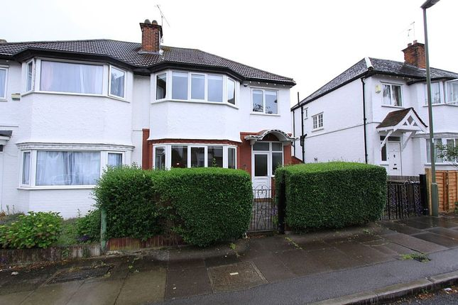 3 bed semi-detached house for sale in Garrick Avenue, London, London