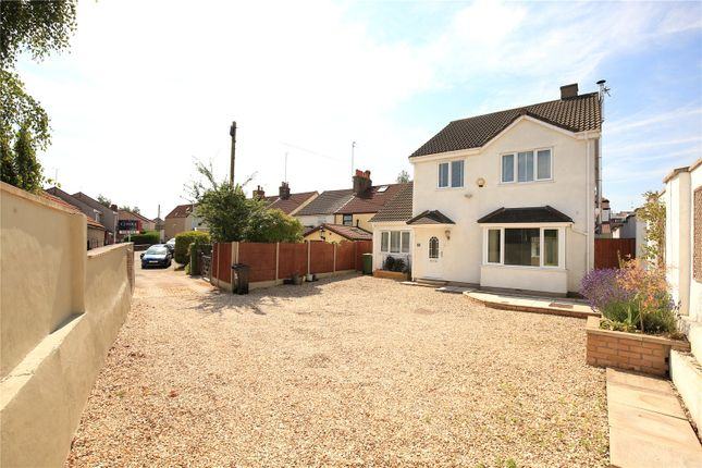 Thumbnail Detached house for sale in Beaufort Road, Staple Hill, Bristol