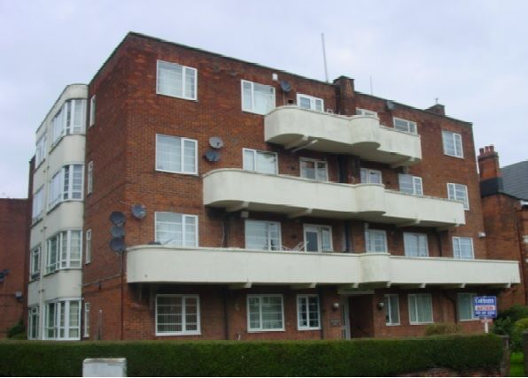 Thumbnail Flat to rent in Grosvenor Court, Handsworth