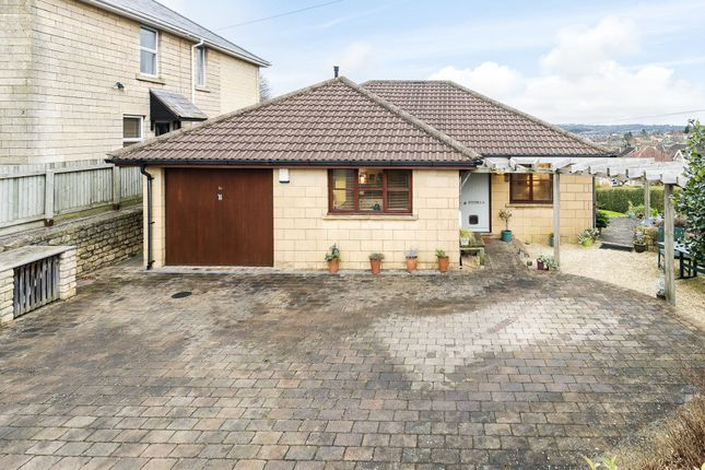 Thumbnail Bungalow to rent in Mount Road, Southdown, Bath