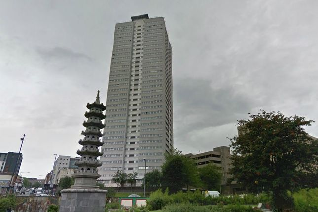 1 bed flat to rent in Cleveland Tower, Holloway Head, City Centre