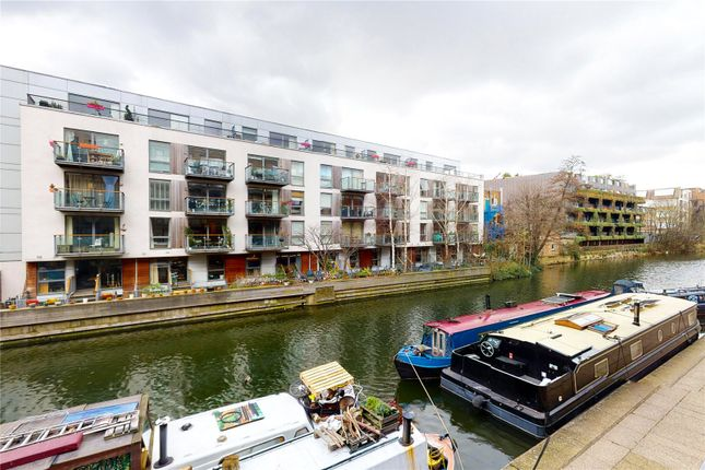 Canal View of Reliance Wharf, Hertford Road, London N1