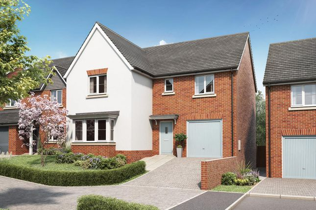 """Thumbnail Detached house for sale in """"The Grainger"""" at Tithe Barn Lane, Exeter"""