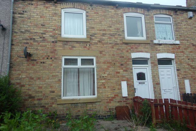 Thumbnail Terraced house for sale in Katherine Street, Ashington