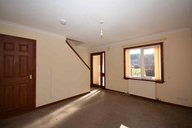 Thumbnail Terraced house to rent in Castle Heather Road, Inverness