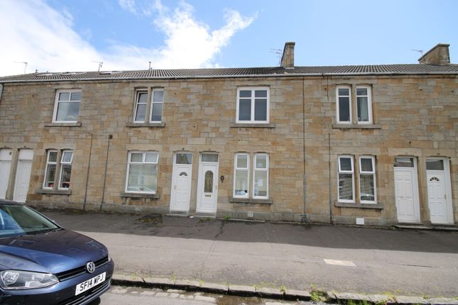 Thumbnail Flat for sale in Victoria Street, Larkhall