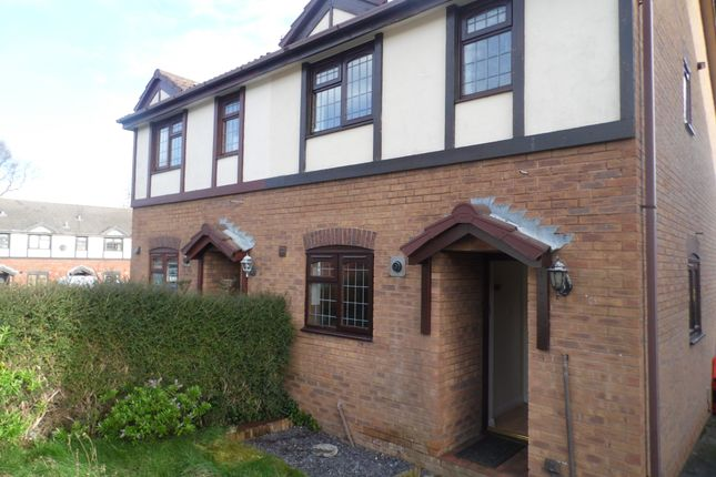 Thumbnail Semi-detached house to rent in Ffordd Dwyfor, Greenfield