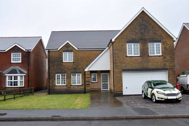 Thumbnail Detached house for sale in Parc Yr Ynn, Llandysul