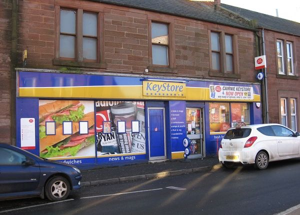 Thumbnail Retail premises for sale in Cairnie Street, Arbroath