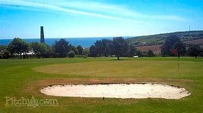 Golf Course of Praa Sands Holiday Park, Praa Sands TR20