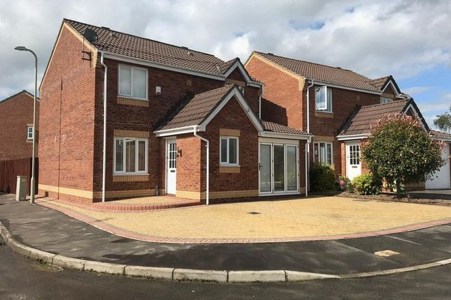 Thumbnail Detached house for sale in Butterfly Close, Church Village, Pontypridd