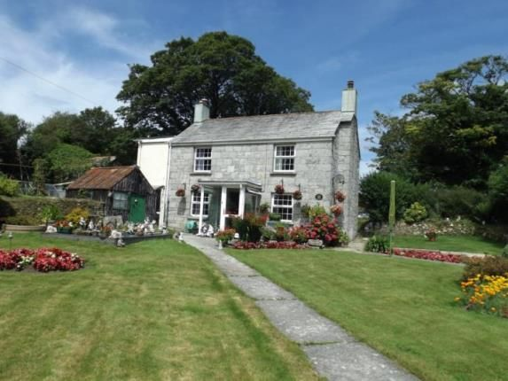 Thumbnail Detached house for sale in Nanpean, St. Austell, Cornwall