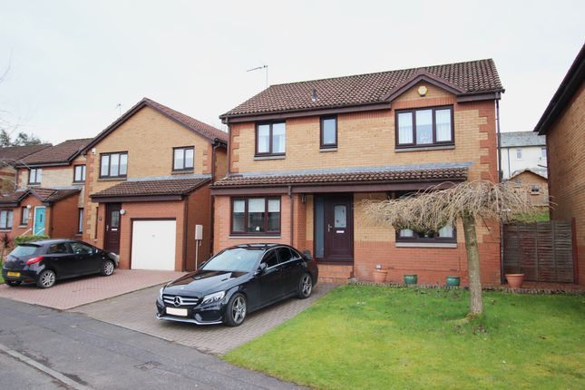 Thumbnail Detached house for sale in 9 Morar Drive, Clydebank